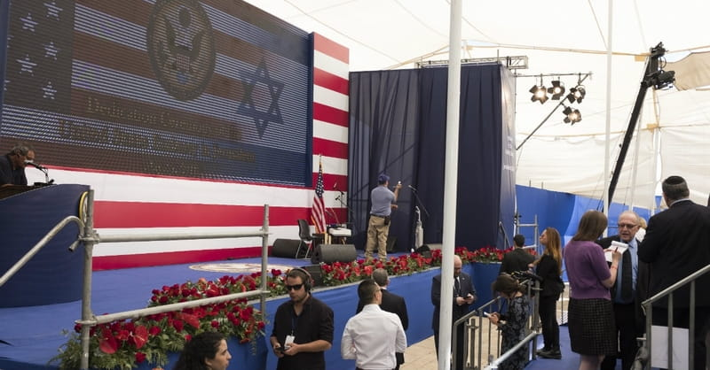 Is Jerusalem Embassy Part of God's Grand Plan? Why Some Evangelicals Love Israel