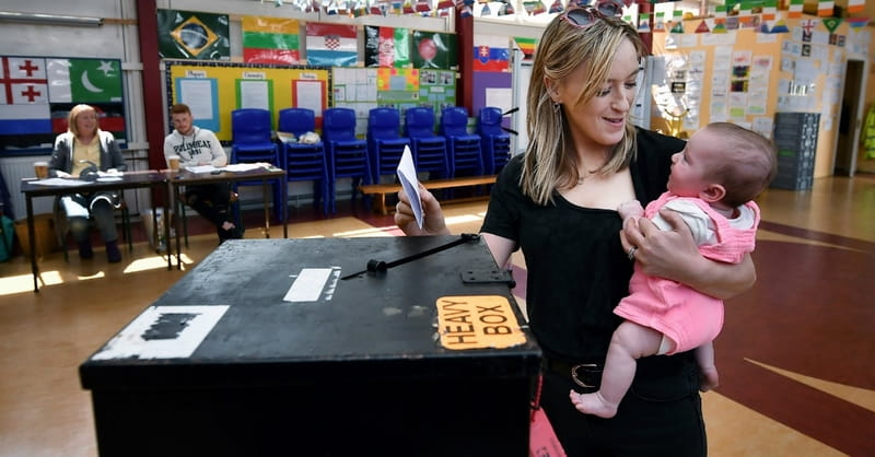 Pro-lifers Call for Prayer and Fasting as Ireland Votes on Future of the Unborn
