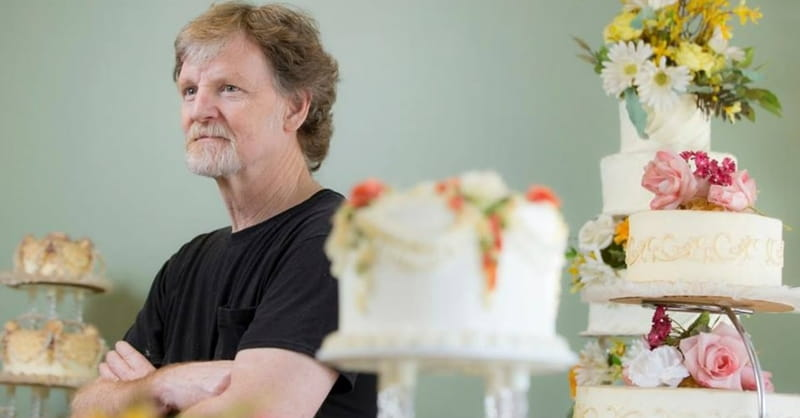 Supreme Court Sides with Christian Baker in Gay Marriage Wedding Cake Case