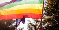 Disrespecting Veterans? Gay Pride Flag Raised In Veterans Park