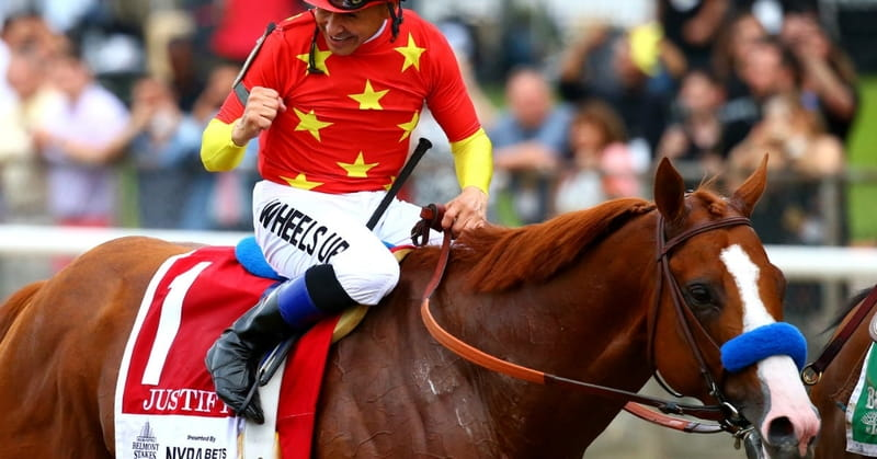 Jockey Mike Smith Thanks 'My Lord and Savior Jesus Christ' after Winning Triple Crown