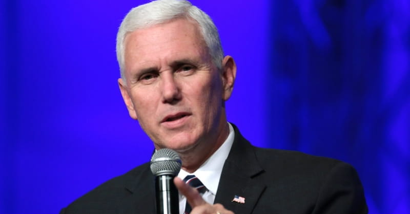 The Announcement of Mike Pence's Speech at SBC Meeting Creates Controversy