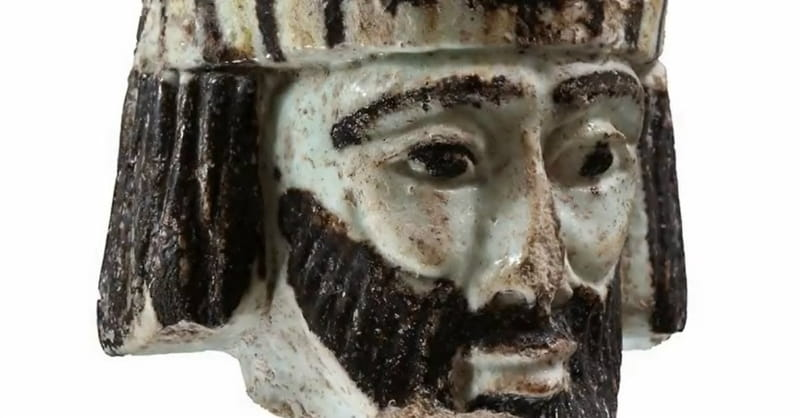 Archaeology: 3,000-Year-Old Sculpture Depicts a Biblical King, but Which One?
