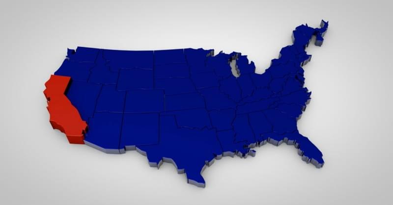 Proposal to Split California into Three States Hits Ballots in November
