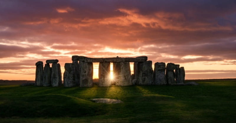 Stonehenge Builders Used Pythagoras' Theorem 2,000 Years Before He Lived