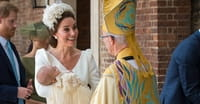 Prince Louis of Cambridge Christened in Traditional Anglican Service