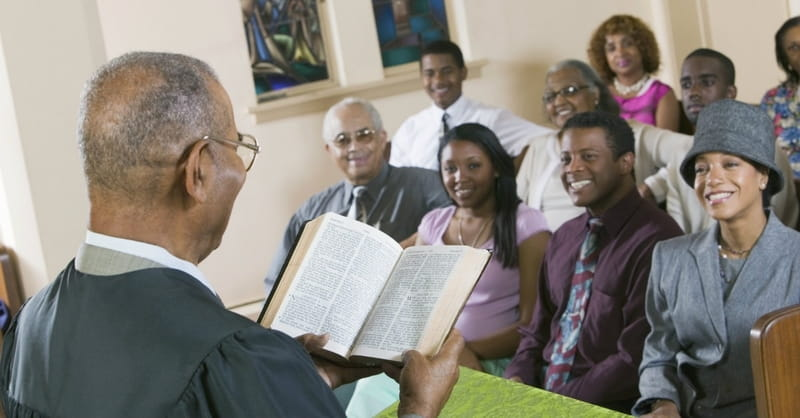 Churchgoers Stay for the Theology, Not the Music or the Pastor