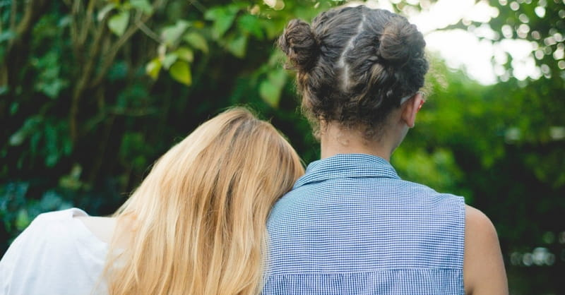Woman's Neighbor Turns Out to Be Her Long-Lost Sister