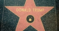 Trump's Hollywood Star Defaced Again