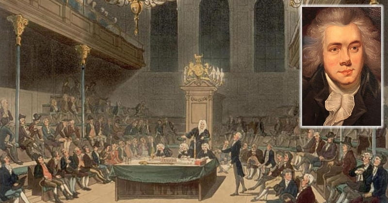 """Wilberforce and the """"Necessary Evil"""": The Triumph of Faith... and Endurance"""