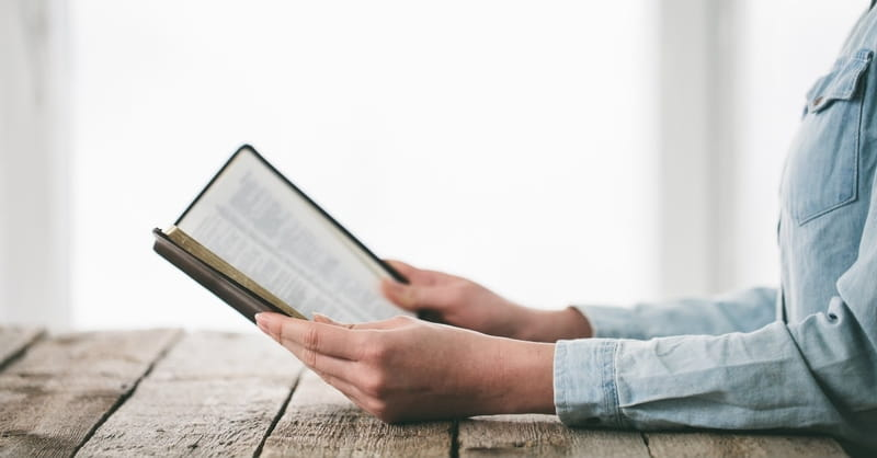 New Bible Survey Reveals Christians' Bible Reading Habits