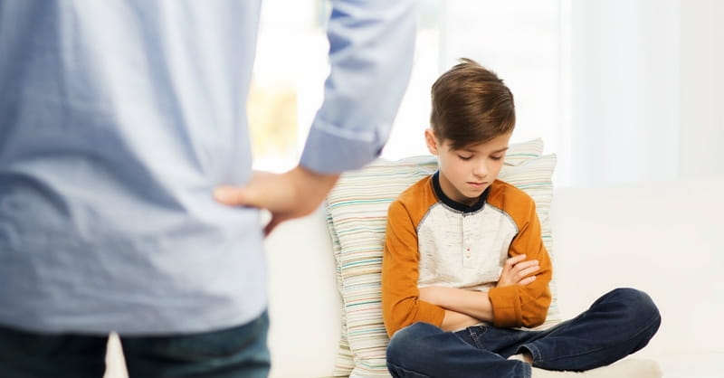Distracted Parents Can Miss Children Crying for Attention