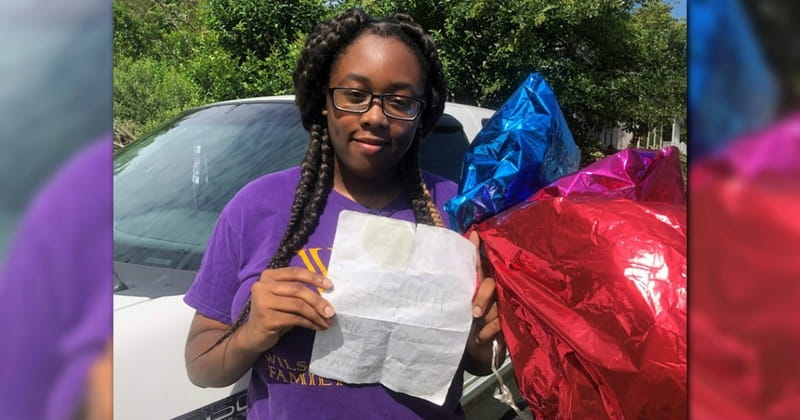 She Wrote a Letter to God… and Received a Response; 'God Answers Prayers'