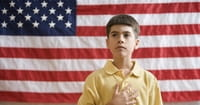 School Eliminates Pledge of Allegiance to Unite Parents, Then Changes Course