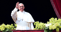 Catholic Church Is 'Under Attack from the Devil,' Pope Francis Says