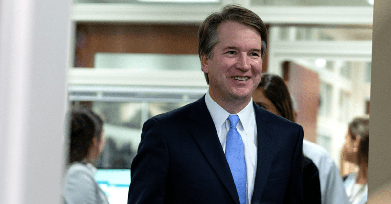 Supreme Court Nominee Kavanaugh Calls Roe v. Wade 'Settled Law,' but What Does That Mean?