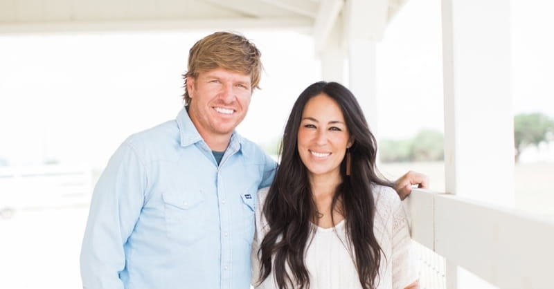 Joanna Gaines Announces Her New Clothing Line Will Feature Items for Baby Boys