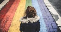 Are Tire Marks on LGBT Rainbow Crosswalks Vandalism?