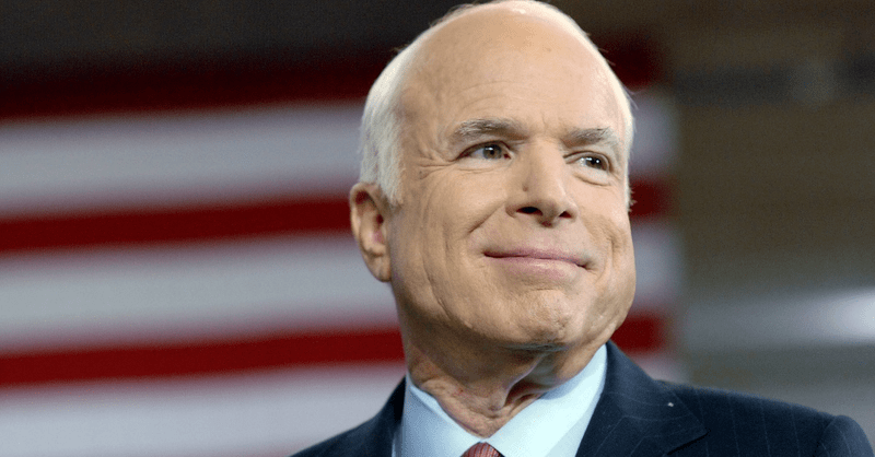 Remembering John McCain: 10 of His Best Quotes