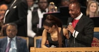 Bishop Accused of Inappropriately Touching Ariana Grande at Aretha Franklin Service