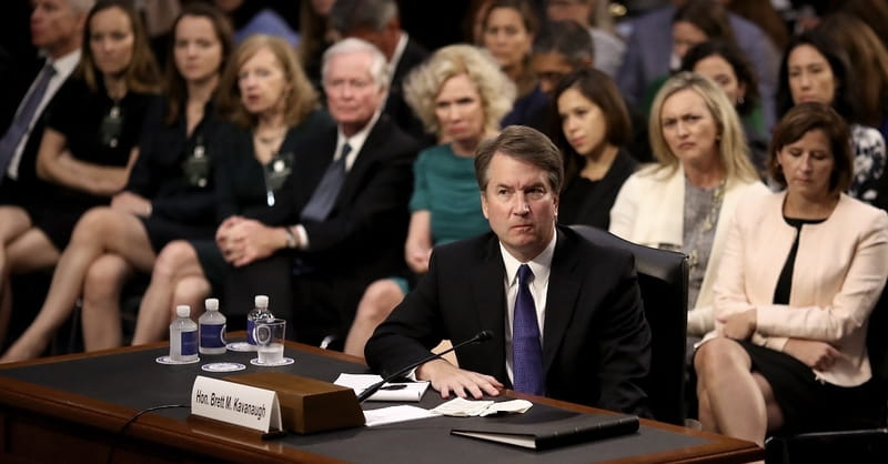 Kavanaugh Confirmation Hearing Turns into 'Political Brawl""