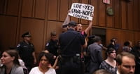 """Mob Rule"" as Kavanaugh Hearings Begin"