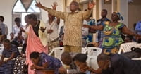 Banned from Meeting in Church, Rwandan Worshippers Gather at Home