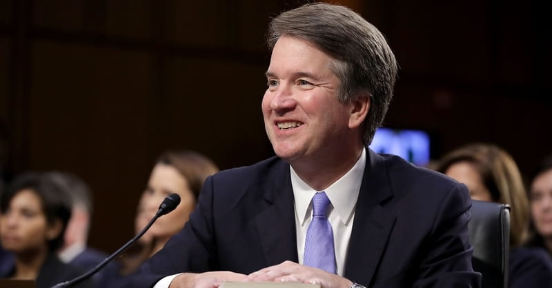 Kavanaugh Denies Allegations, Says He Won't Quit: 'I Know I'm Telling the Truth'