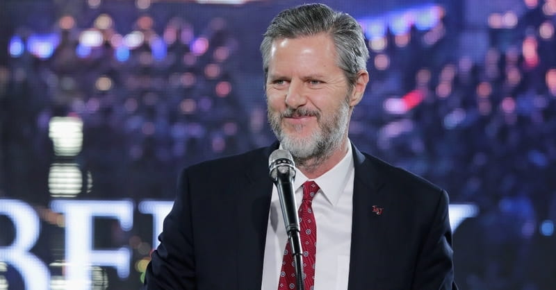 Jerry Falwell Jr. Reconsidering Liberty University's Relationship with Nike