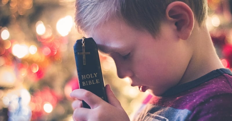 Kids Raised Religiously Have Better Health, New Study Finds