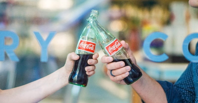 Coca-Cannabis? Coke analyzing cannabis in wellness drinks