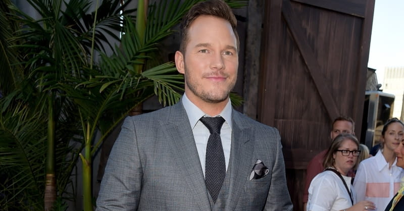 Chris Pratt on Proclaiming Jesus: 'I'm Not Going to Change'
