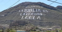 This Bible Sign Could Break 4 Guinness World Records