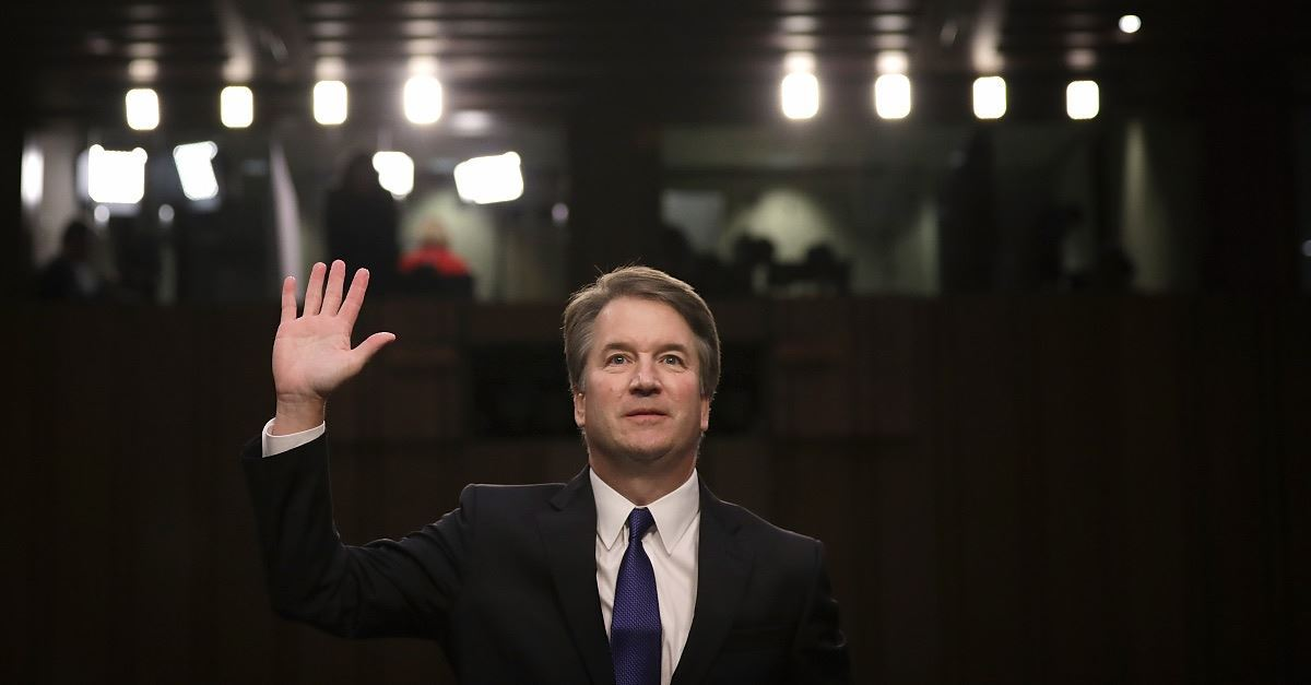 Witches Will Hex Justice Kavanaugh Tomorrow