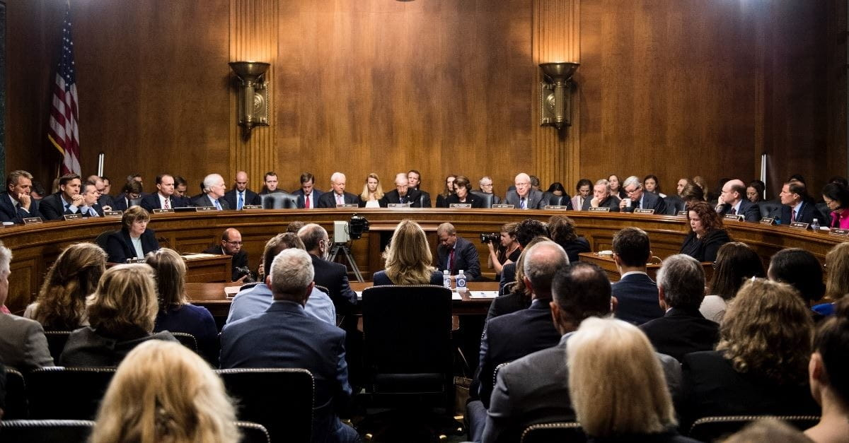 Kavanaugh Clears Committee, FBI Investigation Now Looms