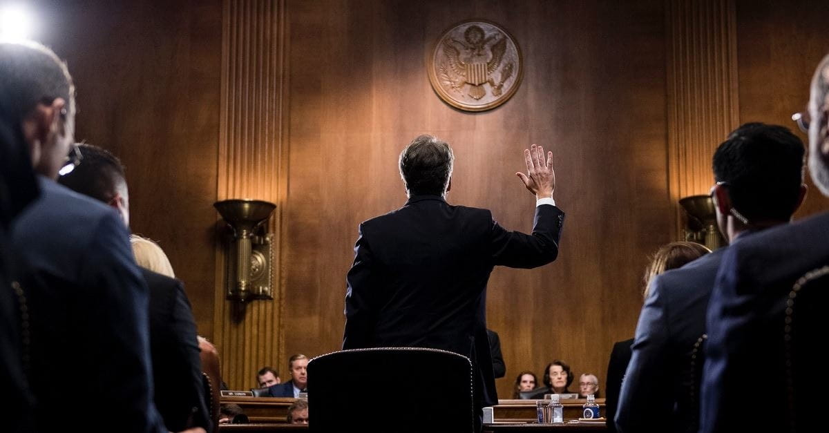 Who among Us? What the Kavanaugh Hearings Can Teach about Forgiveness