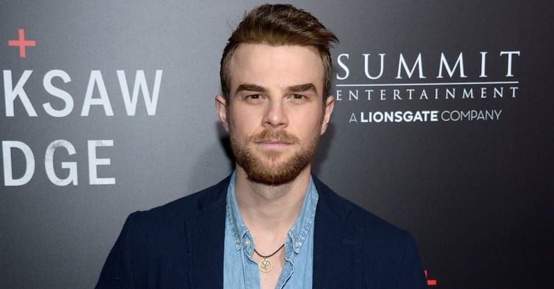 <i>The Originals</i> Star Nathaniel Buzolic Talks Sharing Christianity in Hollywood