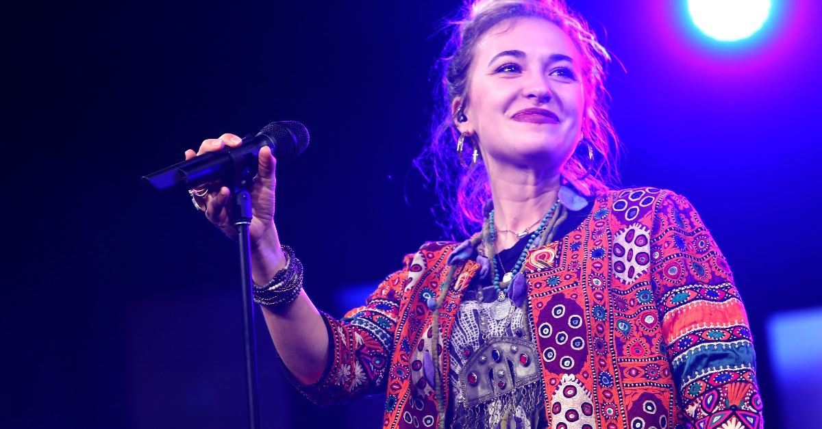Lauren Daigle Worships with Inmates in Maximum Security Prison