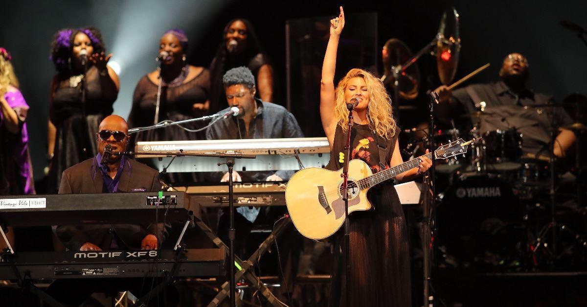 Singer Tori Kelly Talks Trusting God's Plan with Her Dream