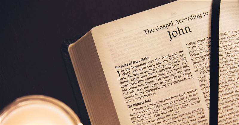 Europe's Oldest Book: John's Gospel and the Power of the Word