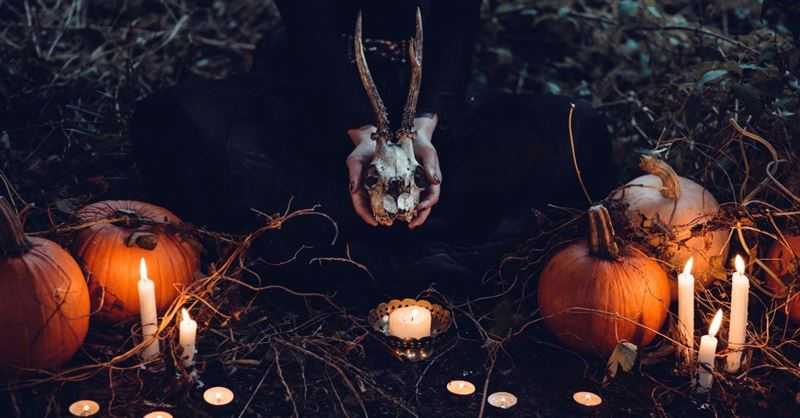 Christians and Exorcists Protest Witches Hexing Justice Kavanaugh, with Prayer