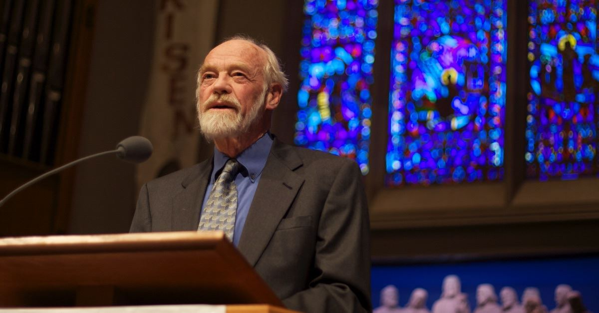 Biblical Scholar Eugene Peterson Dies at 85