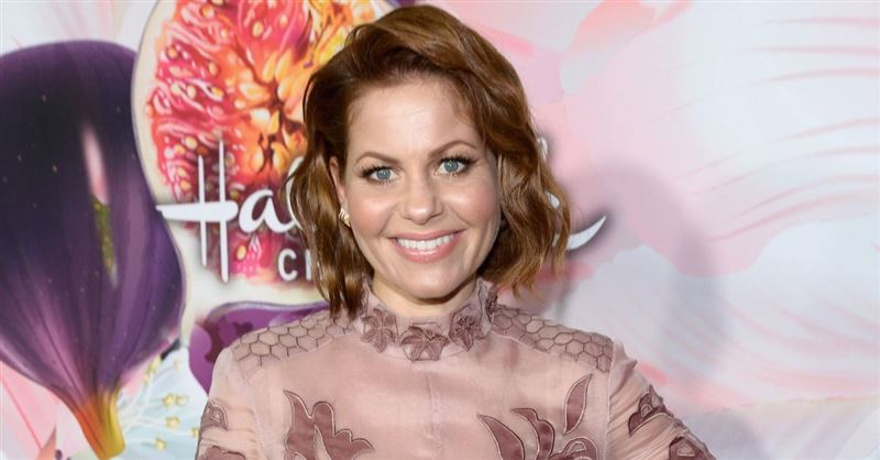 Candace Cameron Talks New Book, Reminds Her Kids to Stay Grounded in Their Christian Faith