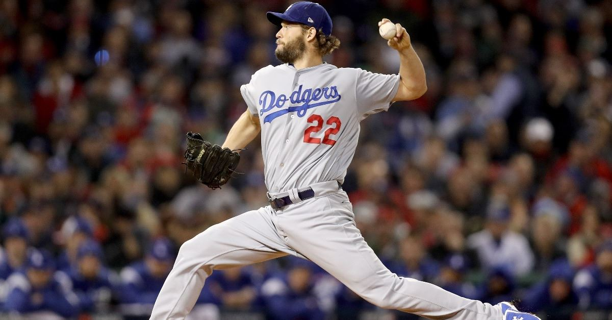 L.A. Dodger's Clayton Kershaw Talks Honoring God as He Heads into the World Series