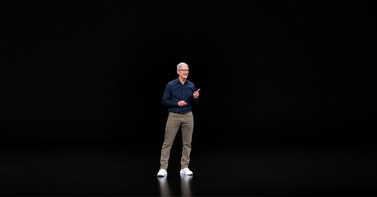 Apple's Tim Cook Says, Being Gay 'Is God's Greatest Gift to Me'