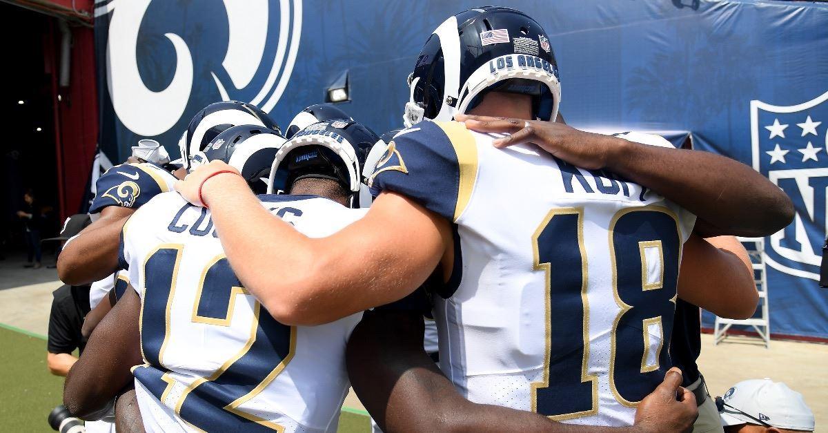 NFL Wide Receiver Brandin Cooks Professes His Love for Jesus
