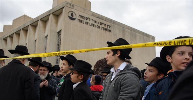 The Rise of Anti-Semitism in the U.S.: Despicable, Deadly and Un-Christian