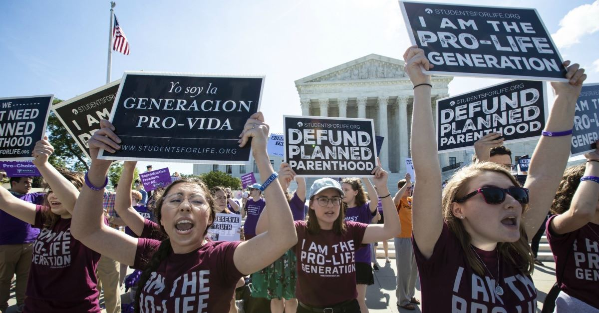 How Pro-Lifers Can Save the Senate and the Supreme Court