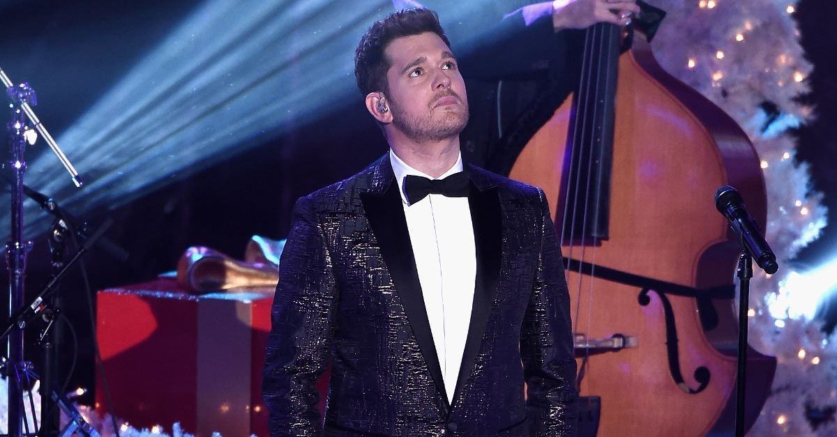 Michael Bublé Praises God Following His Son's Cancer Remission