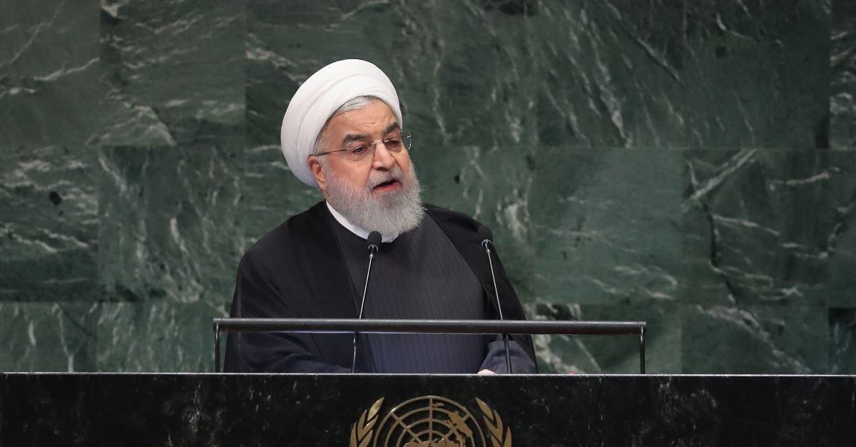 Iran President Warns of War as U.S. Extends Sanctions